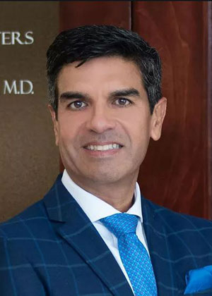 Meet Anil K. Sharma, MD, an interventional pain specialist and founder of Spine & Pain Centers of New Jersey & New York